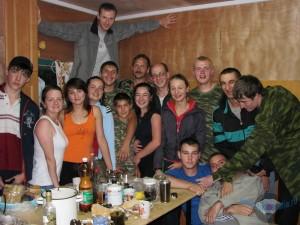 """Летний тренировочный лагерь в Дигорском ущелье """"Таймази-2008"""" 17-24 августа 2008г."""