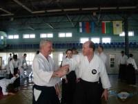 Семинар по айкидо Стефана Бенедетти г.Элиста 7-9 мая 2010г