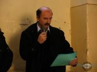 Показательные выступление по случаю 15-летия Федерации Айкидо Северной Осетии 25 декабря 2010г.