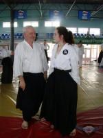 Семинар по айкидо Стефана Бенедетти г.Элиста 6-8 мая 2011г