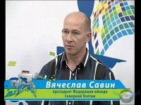 """Передача """"Время спорта"""" на телеканале АРТ-НТВ """"Айкидо"""""""