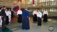 Международный семинар Доминика Пьера по Айкидо и Кендзюцу в г.Пятигорске май 2012 года