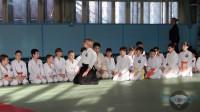 Показательные выступления (младшая группа) на первом открытом детском фестивале айкидо «Пять вершин» 10-12 января 2013г.