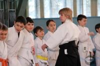 Первый открытый детский фестиваль айкидо «Пять вершин» 10-12 января 2013г.