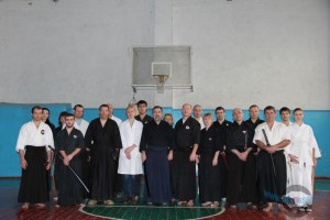 Семинар В.А. Скрылёва г.Владикавказ 25-27 января 2013г.