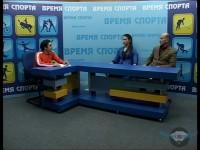 Передача «Время спорта» в прямом эфире на телеканале АРТ-НТВ «Айкидо»