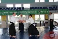 Семинар по айкидо Стефана Бенедетти г.Элиста 2-5 мая 2013г.