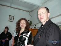 """Празник в честь дня рождения Клуба """"Тессен"""" 1 апреля 2007 года. Клубу """"Тессен"""" - 1 год."""