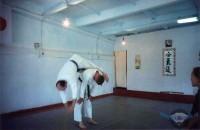 """Тренировка в Клубе """"Тессен"""" 25 ноября 2006 года."""