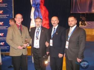 Вячеслав Евгеньевич Савин - лауреат Национальной премии «Торнадо»